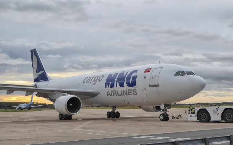 MNG Airlines A300-622R(F), TC-MCC<br /> By Correne Calow.