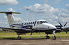 Beech 200GT Super King Air, N239KF starting engines to depart<br /> By Correne Calow.