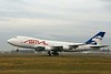Astral Aviation (Air Atlanta Icelandic) 747-400F TF-AMU.<br /> By Clive Featherstone.