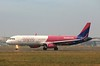 Wizz Air A321 HA-LXK<br /> By Clive Featherstone.