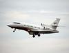 Exxaero, Dassault Falcon-900EX , PH-LAU<br /> By Graham Miller.