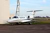 Breed Aircraft Ltd Cessna 525 CitationJet CJ1+, G-CJDB.<br /> By Graham Miller.