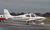 Cirrus SR22, N549CD<br /> By Correne Calow.