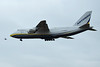 Antonov Airlines, An124-100, UR-82009<br /> By Ray Spencer.
