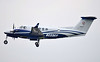 Beech 200GT Super King Air, N239KF.<br /> By Ray Spencer.