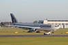Qatar Air Cargo, A330-243F, A7-AFG<br /> By Clive Featherstone.
