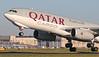 Qatar Air Cargo, A330-243F, A7-AFG<br /> By Jim Calow.