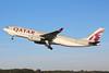 Qatar Air Cargo, A330-243F, A7-AFG<br /> By Graham Miller