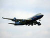 Silk Way Airlines 747-4R7F 4K-SW008<br /> By Graham Miller.