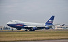 Silk Way Airlines 747-4R7F 4K-SW008<br /> By Ray Spencer.