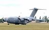 Qatar Emiri Air Force Boeing C-17A, A7-MAM<br /> By Correne Calow.