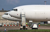 Western Global Airlines MD-11F's N513SN & N411SN.<br /> By Jim Calow.