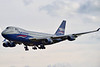 Silkway West Airlines, 747-400F, VP-BCH<br /> By Ray Spencer.