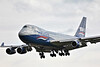 Silkway West Airlines, 747-400F, VP-BCH<br /> By Steve Roper.