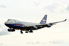 Silkway West Airlines, 747-400F, VP-BCH<br /> By Graham Miller.