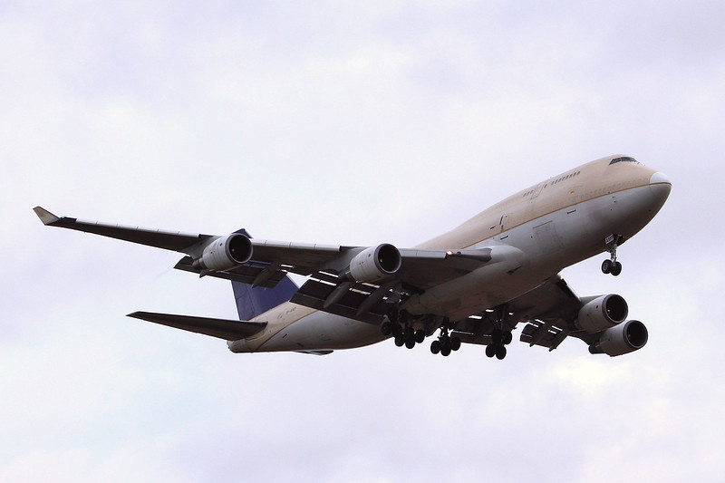 Air Atlanta Icelandic, 747-400F, TF-AMP<br /> By Graham Miller.