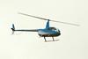 Bryanair, Robinson R44, G-FRYA<br /> By Graham Miller.