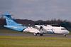 Zimex Aviation, ATR-72-202F, HB-ALL<br /> By Ray Spencer.