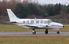 Capital Air Ambulance Piper PA-31-350 Navjo Chieftain G-VIPV.<br /> By Jim Calow.
