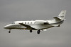 Air Charter Scotland Cessna 560XL Citation XLS+, G-CHUI.<br /> By Graham Miller.