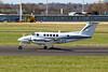 Beech 200 Super King Air G-CIFE.<br /> By Graham Miller.