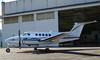 Beech 200 Super King Air G-CIFE.<br /> By Correne Calow.
