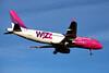 Wizz Air, A320, HA-LPV<br /> By Graham Miller.