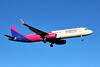 Wizz Air, A321, HA-LXB<br /> By Graham Miller.