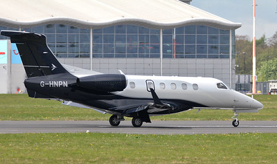 Flairjet Ltd EMB-505 Phenom 300 G-HNPN  By Steve Roper.