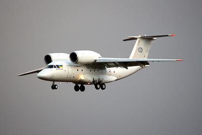Motor Sich Antonov An-74, UR-74026. By Graham Miller.