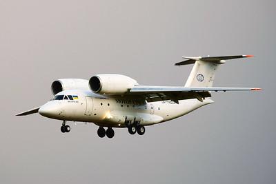 Motor Sich Antonov An-74, UR-74026. By Ray Spencer