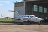 Beech 200 Super King Air G-WCCP<br /> By Graham Miller.
