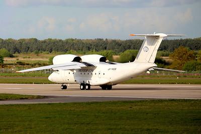 Motor Sich Airlines Antonov An-74TK UR-74026 By Graham Miller.