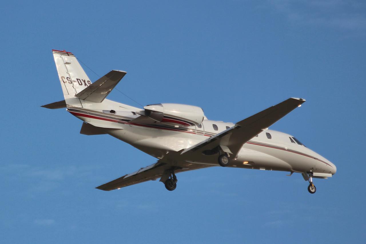NetJets Europe Cessna 560XL Citation XLS CS-DXS<br /> By Graham Miller.