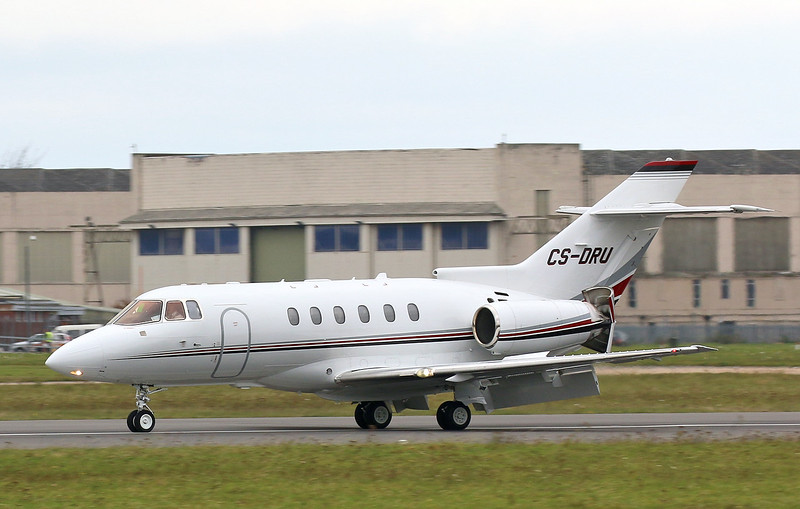 Netjets Europe, Hawker 800XPi, CS-DRU<br /> By Correne Calow.