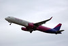 Wizz Air, A321, HA-LXE<br /> By Graham Miller.