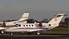 Prince Aviation, Cessna 525 CitationJet CJ1, YU-SCJ<br /> By Correne Calow.