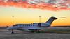 Re-registered......Cessna 750 Citation X, T7-OCC (ex P4-TEN).<br /> By Correne Calow.