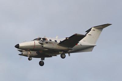 French AF EMB-121 Xingu 092/YL By Graham Miller