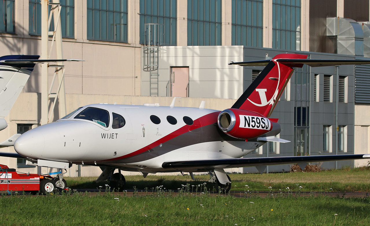 Solijets LLC, Cessna 510 Mustang, N59SJ, (ex G-FBKJ)<br /> By Correne Calow.