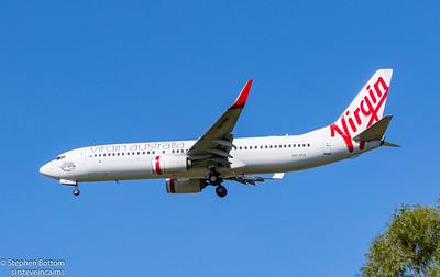 VH-YFH VIRGIN B737-800