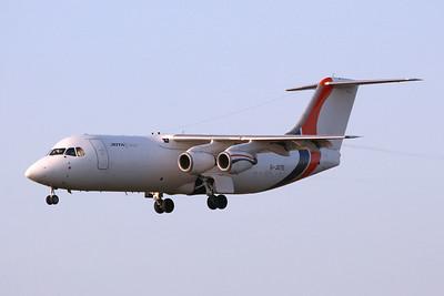Jota Aviation BAe 146-300QT G-JOTE By Graham Miller.