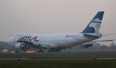 Astral Aviation (Air Atlanta Icelandic) 747-400F TF-AMU. By Jim Calow.