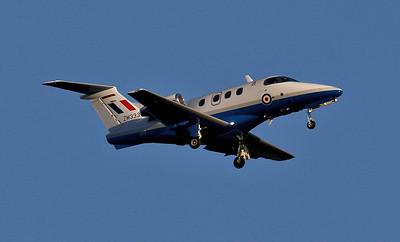 RAF, Embraer 500 Phenom 100E, ZM333 By Correne Calow.
