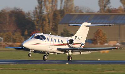 Smart Jet Beech 400A SP-ATT By Correne Calow.