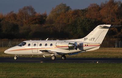 Smart Jet Beech 400A SP-ATT By Jim Calow.