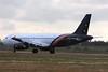 Titan Airways A320, G-POWM<br /> By Graham Miller.