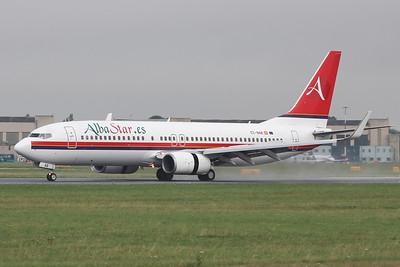 Alba Star, 737-800, EC-NAB By Graham Miller.