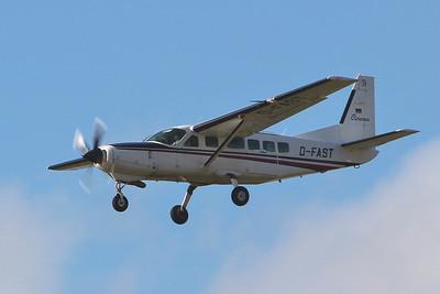 Businesswings, Cessna 208 Caravan, D-FAST By Graham Miller.