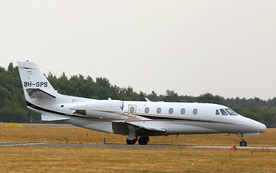 Luxwing Ltd, Cessna 560XL Citation Excel, 9H-GPS By Correne Calow.